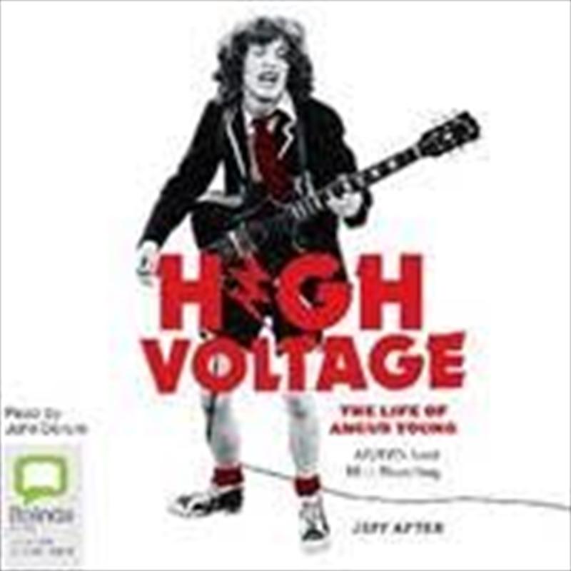 High Voltage   Audio Book