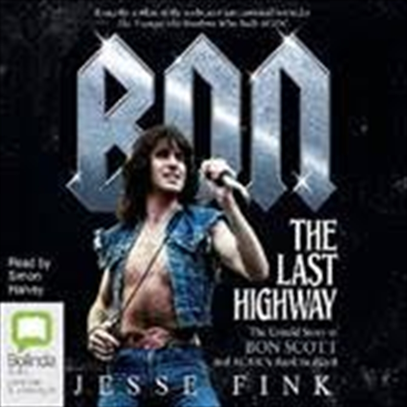 Bon: The Last Highway | Audio Book