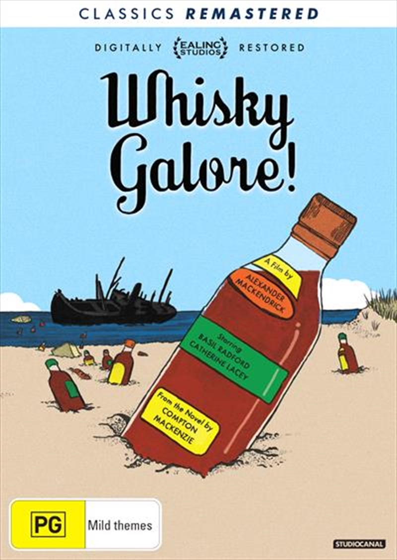 Whisky Galore! | DVD