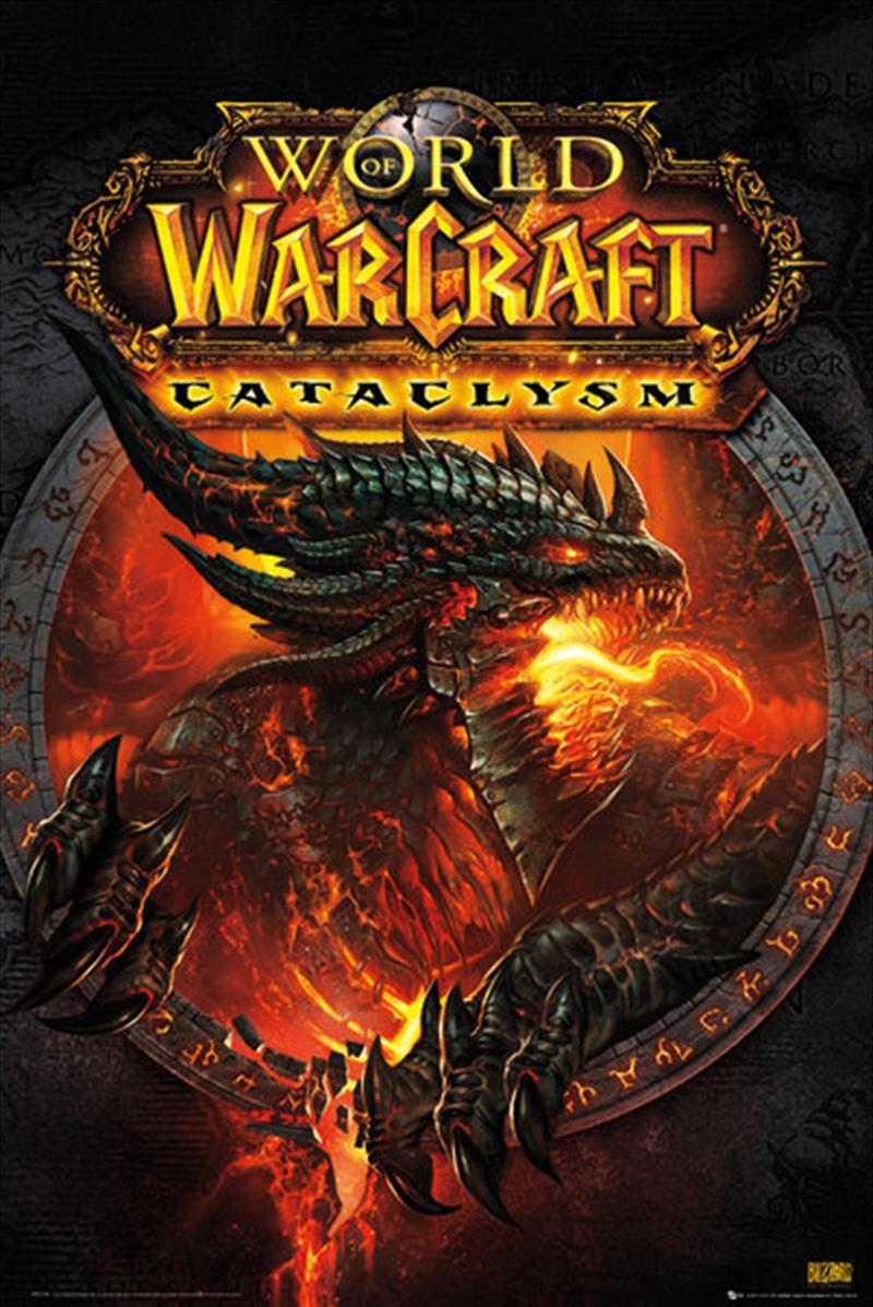 World Of Warcraft-Cataclysm | Merchandise