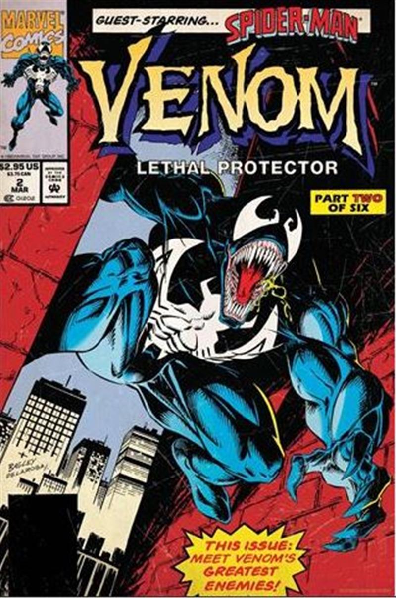 Marvel Comics - Venom Cover | Merchandise