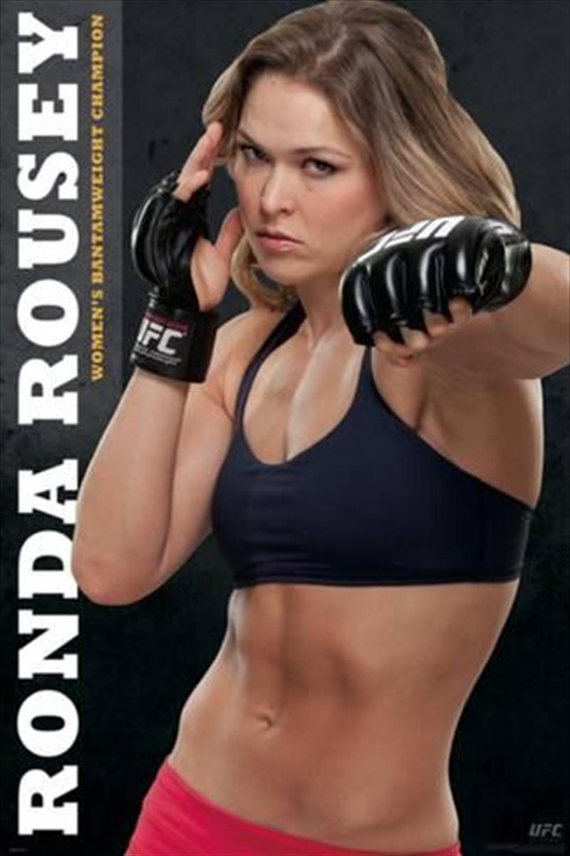 UFC - Ronda Rousey | Merchandise