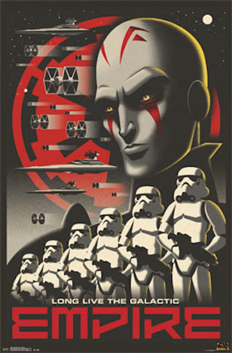 Star Wars - Rebels/ Long Live | Merchandise