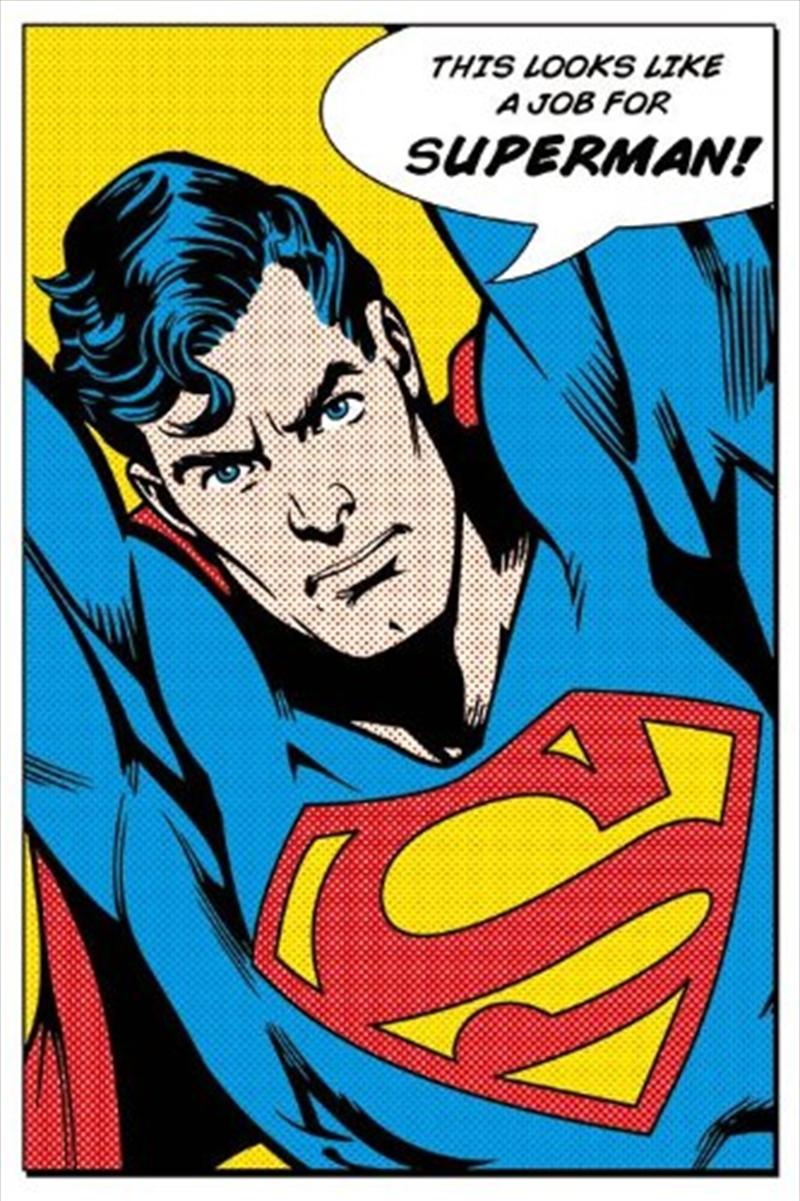DC Comics - Superman Job | Merchandise
