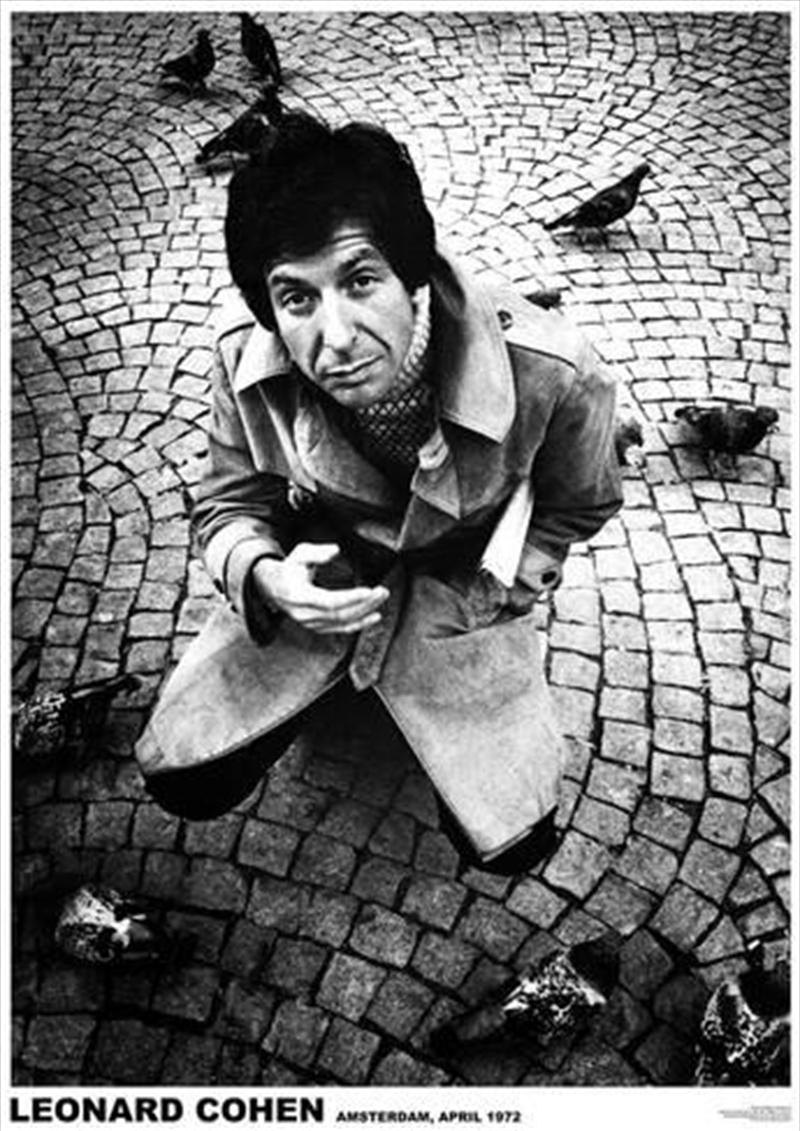 Leonard Cohen | Merchandise
