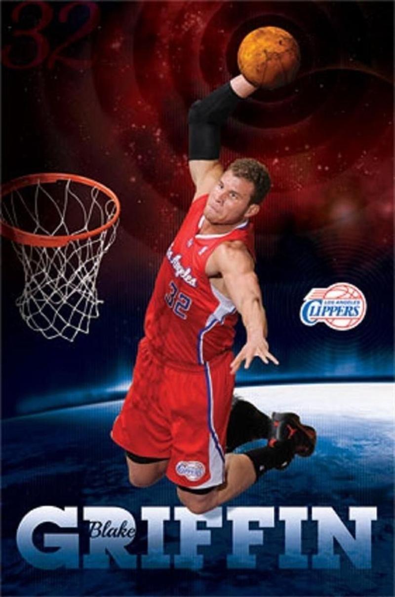NBA LA Clippers - Blake Griffin | Merchandise