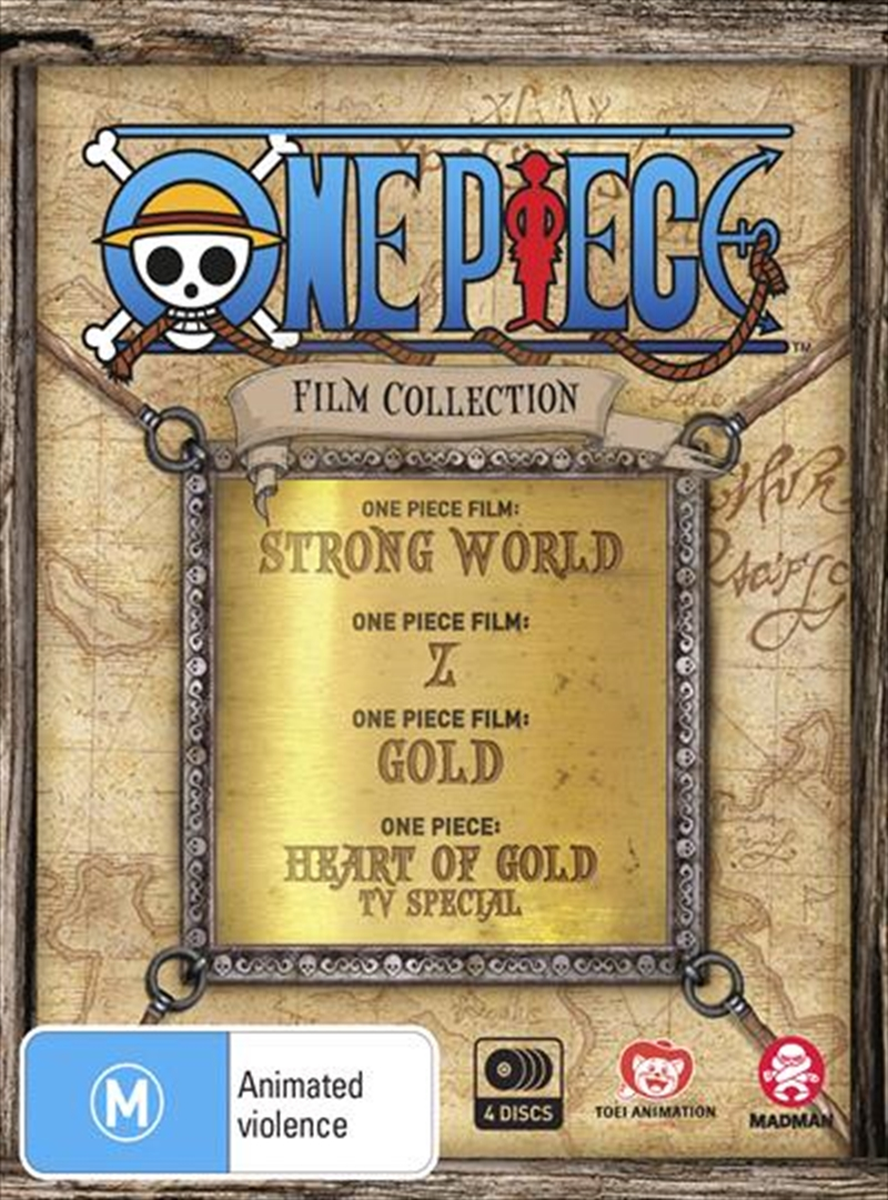 One Piece - Limited Edition Film Collection | Blu-ray