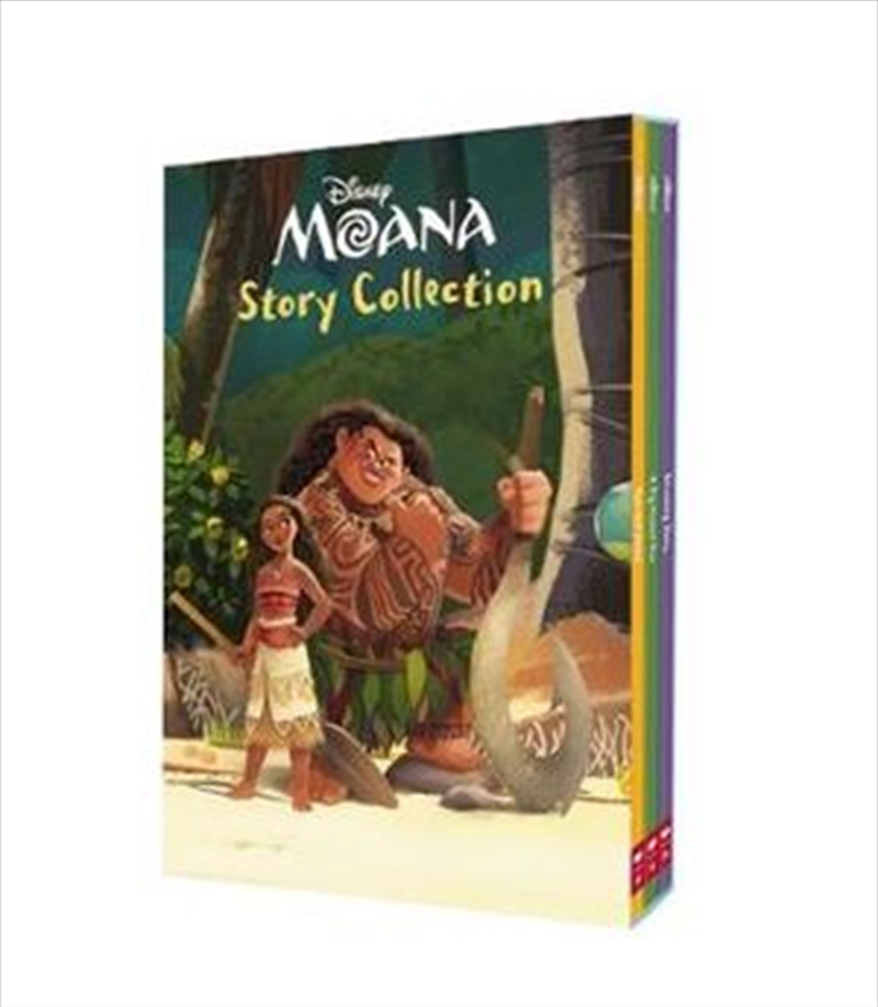 Disney: Moana Story Collection | Hardback Book