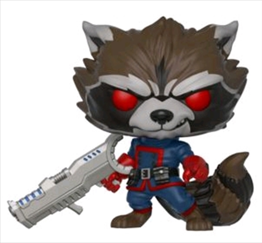 Guardians of the Galaxy - Rocket Raccoon Classic US Exclusive Pop! Vinyl | Pop Vinyl