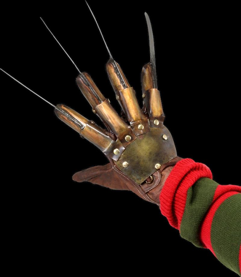 A Nightmare on Elm Street - Dream Warriors Glove Replica | Collectable
