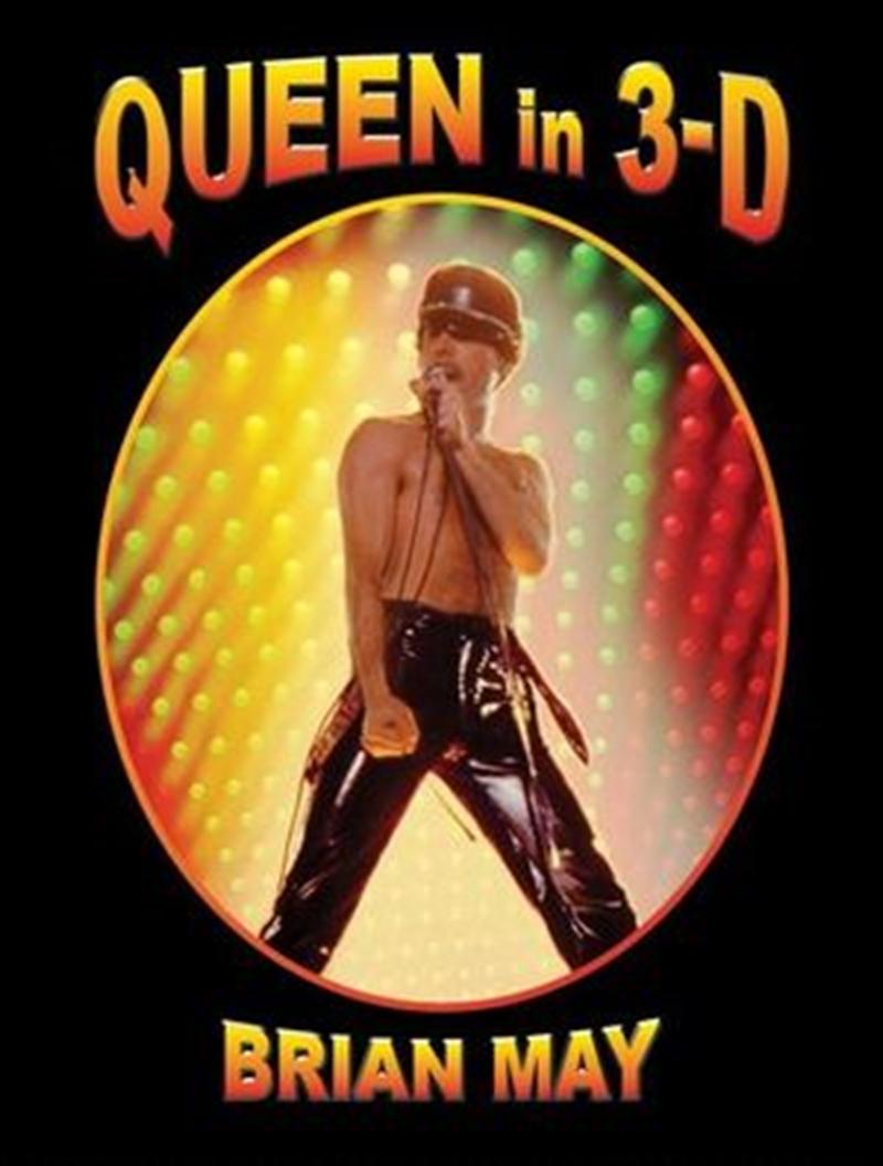 Queen in 3-D | Hardback Book