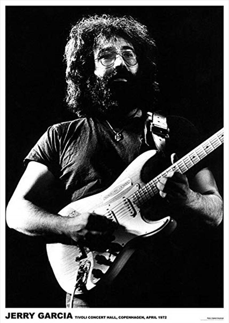 Jerry Garcia   Merchandise