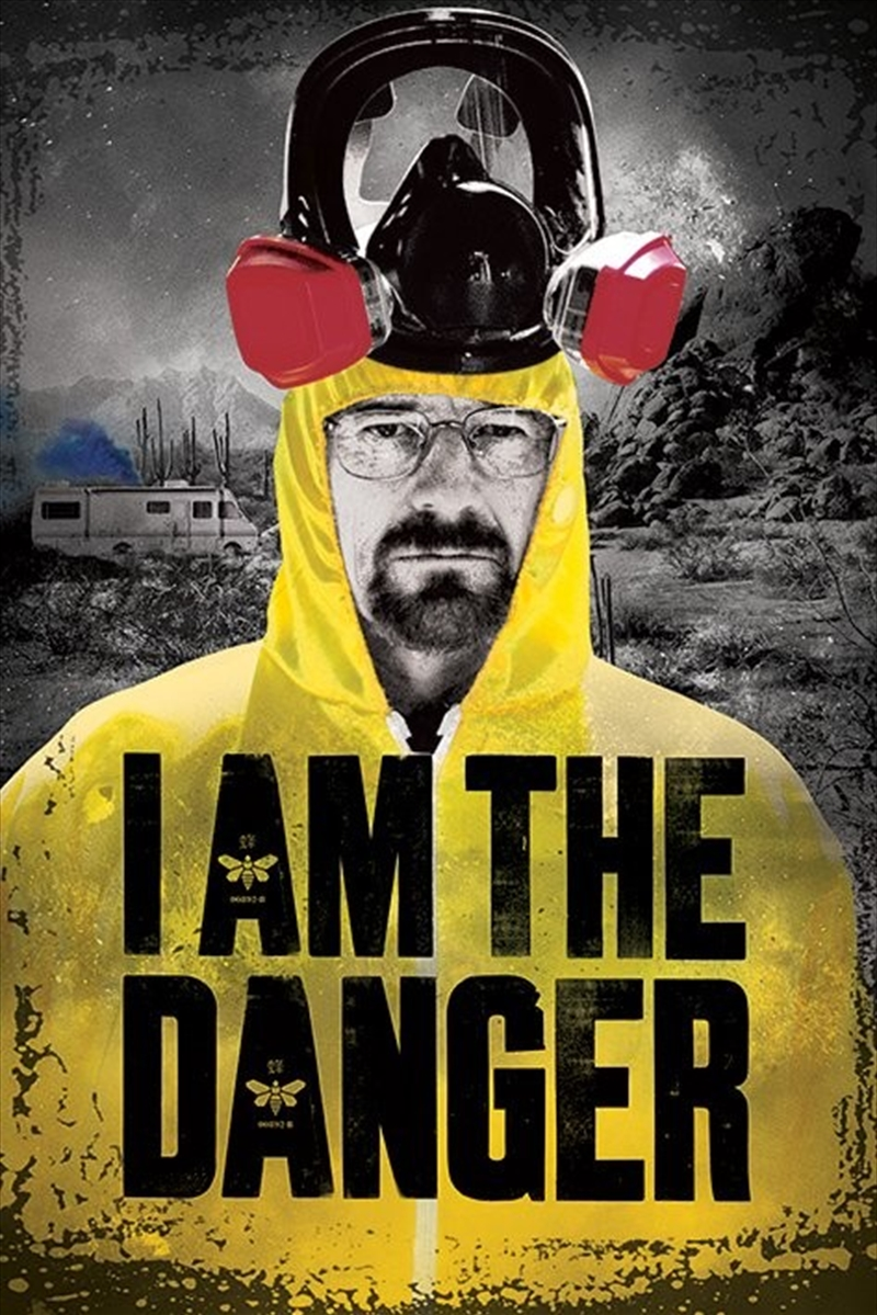 Breaking Bad - I Am The Danger | Merchandise