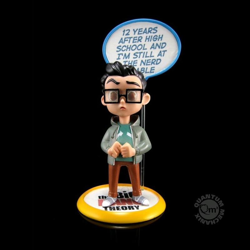 The Big Bang Theory - Leonard Q-Pop Figure | Merchandise