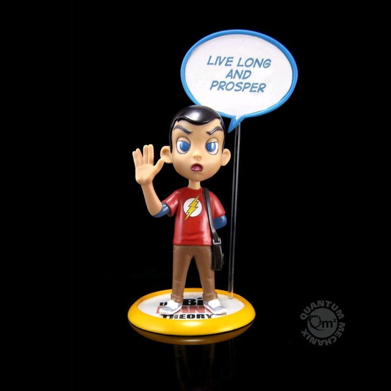 The Big Bang Theory - Sheldon Q-Pop Figure | Merchandise