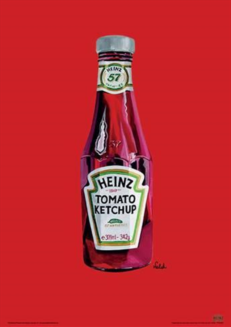 Heinz Ketchup Bottle | Merchandise