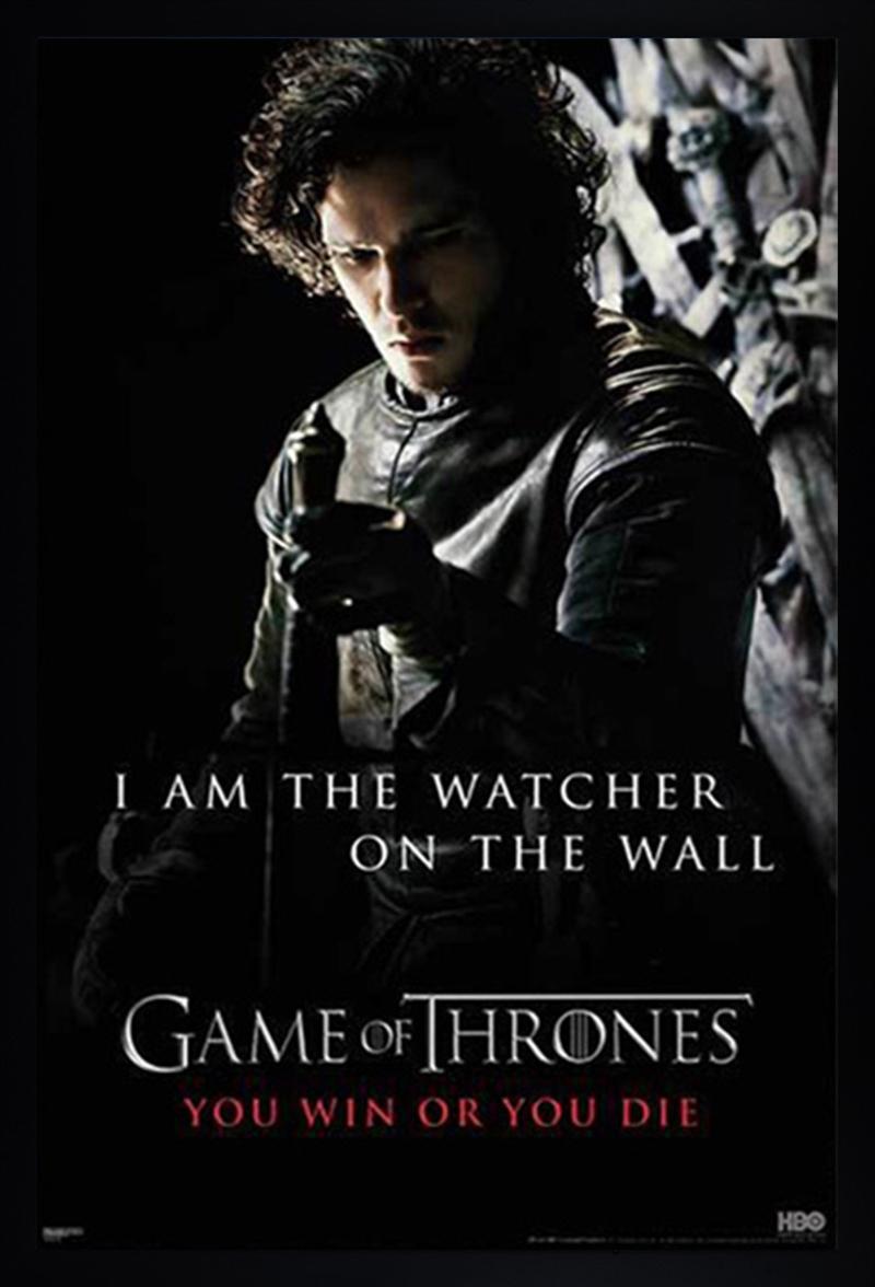 Game Of Thrones - Watcher | Merchandise