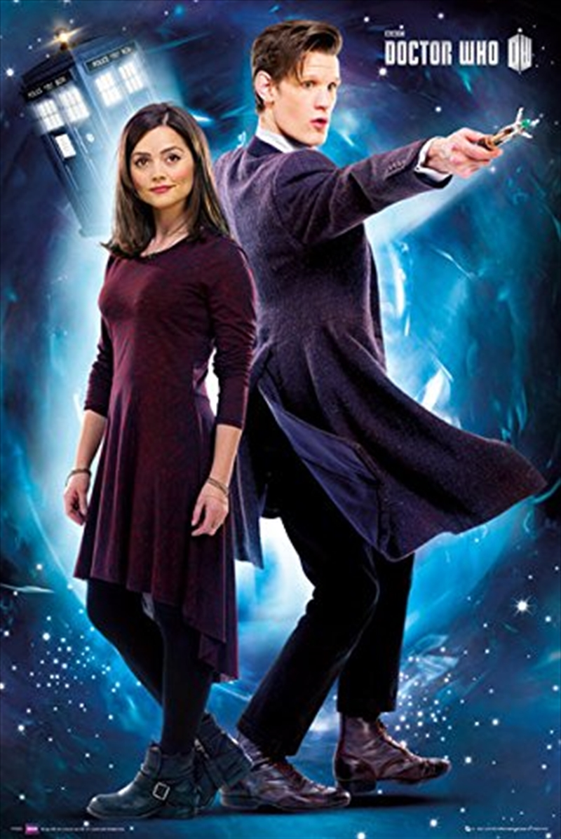 Doctor Who - Doctor And Clara   Merchandise