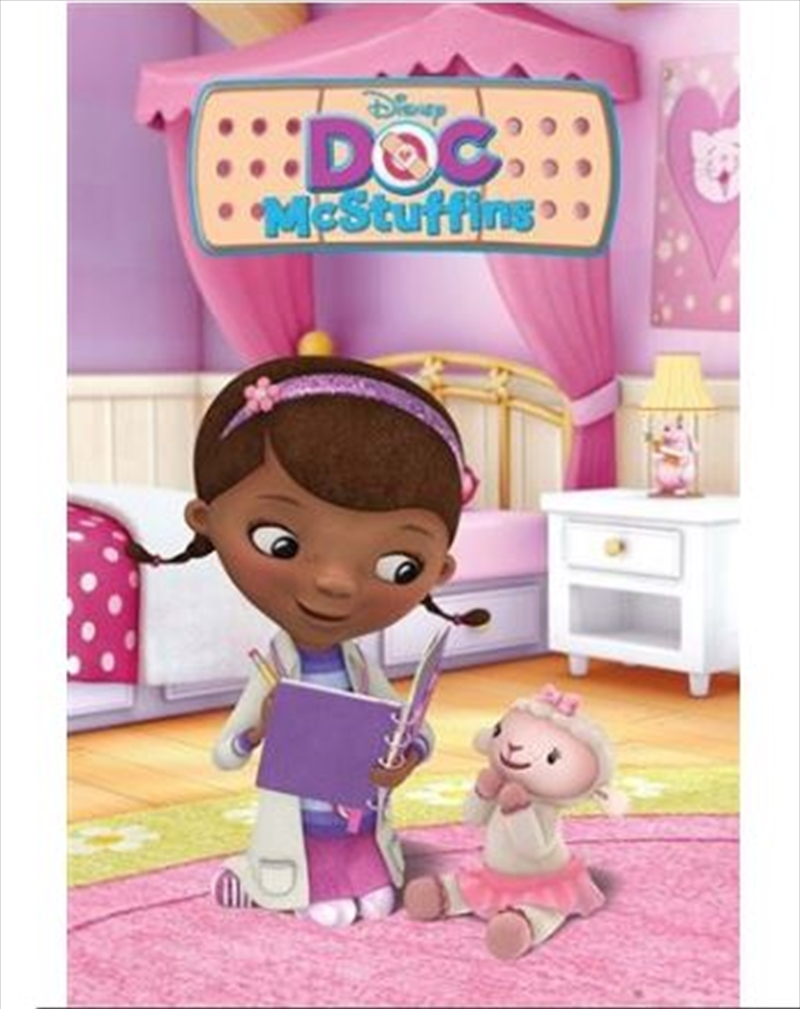 Doc Mcstuffins- Bedroom | Merchandise