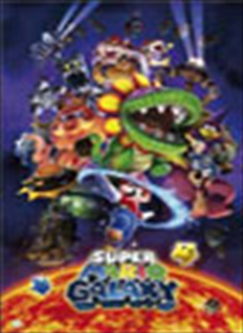 Super Mario Poster | Merchandise