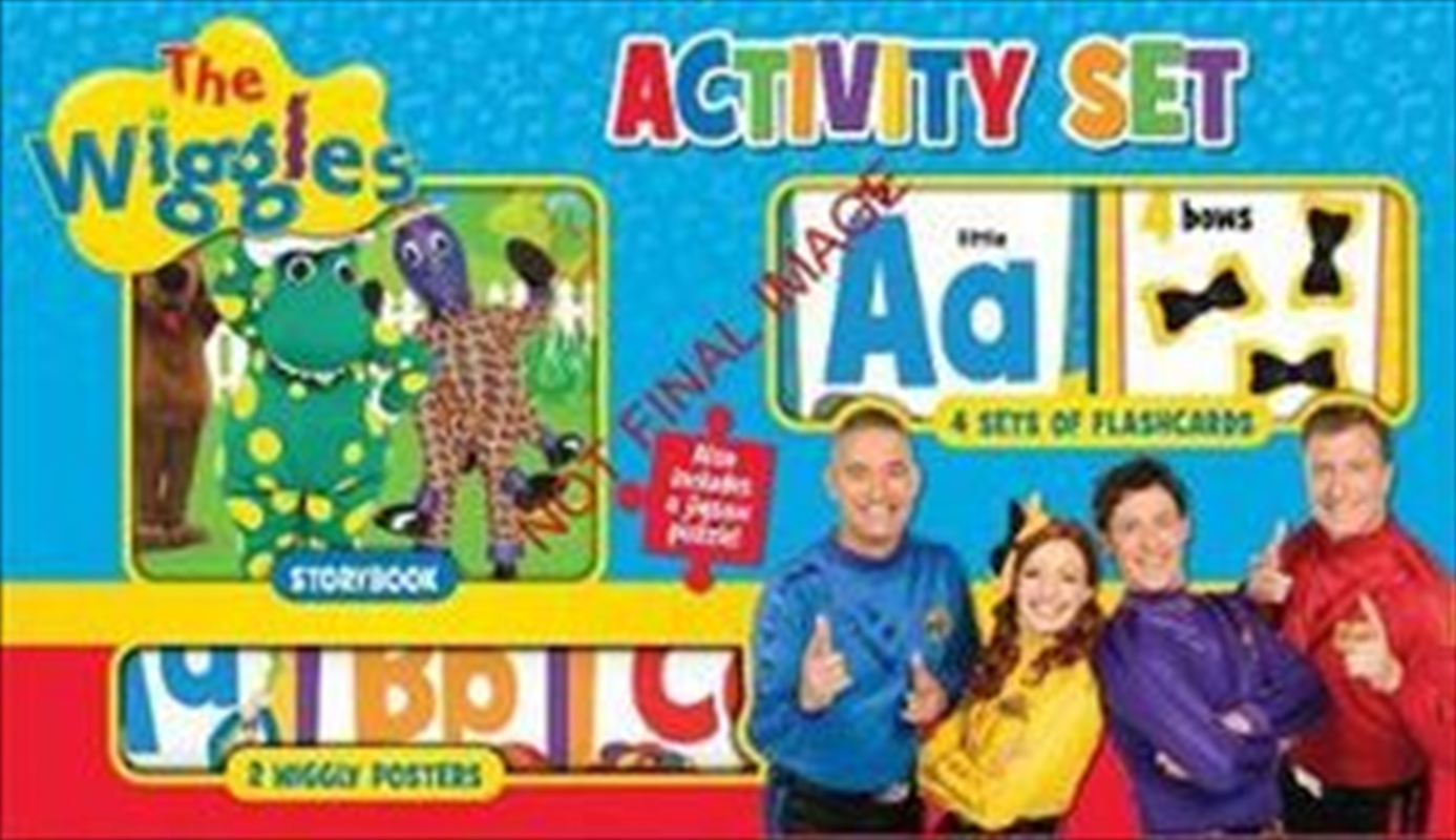 Wiggles Activity Set | Hardback Book