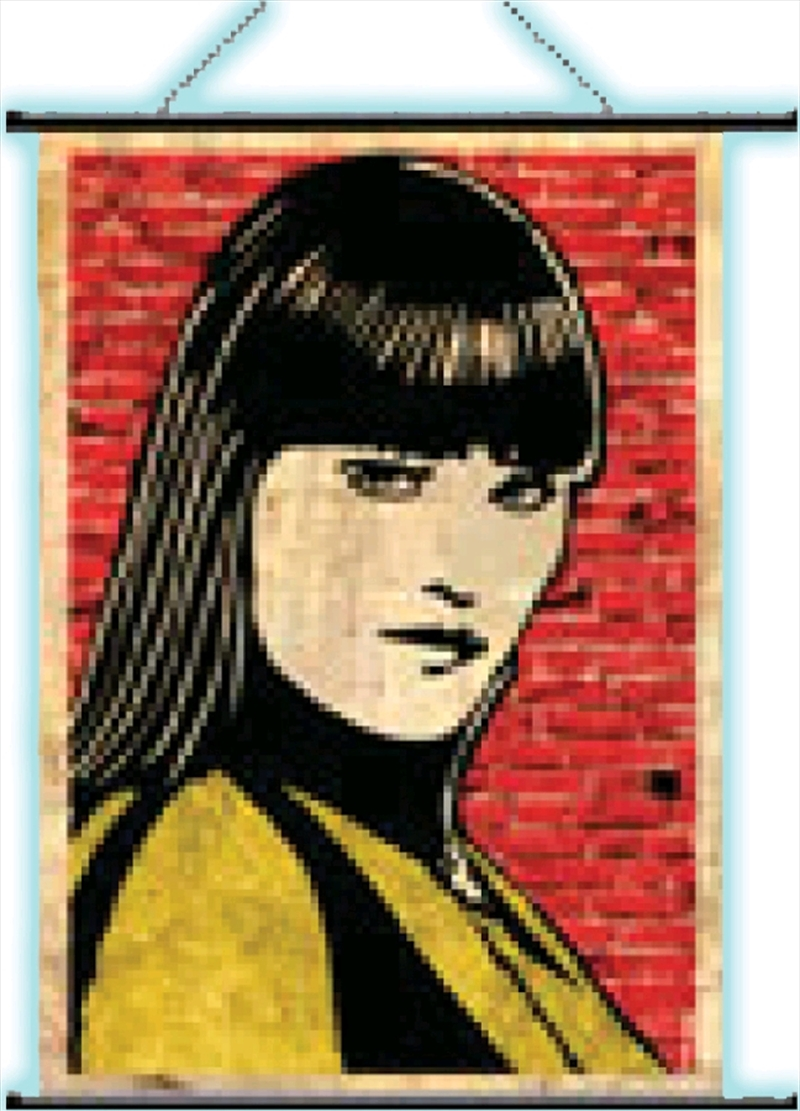 Watchmen - Wall Scroll Silk Spectre Pop Art | Merchandise