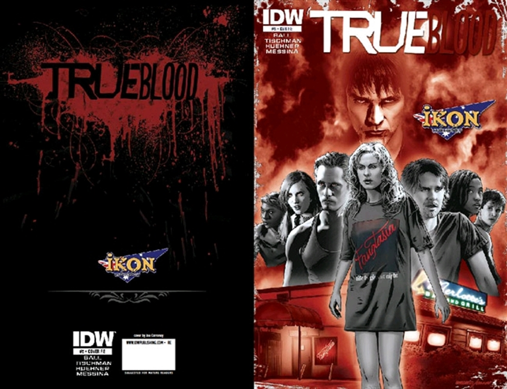 True Blood - Comic #5 | Books
