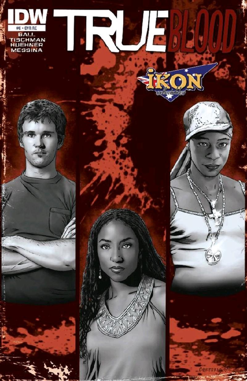 True Blood - Comic #6 | Books