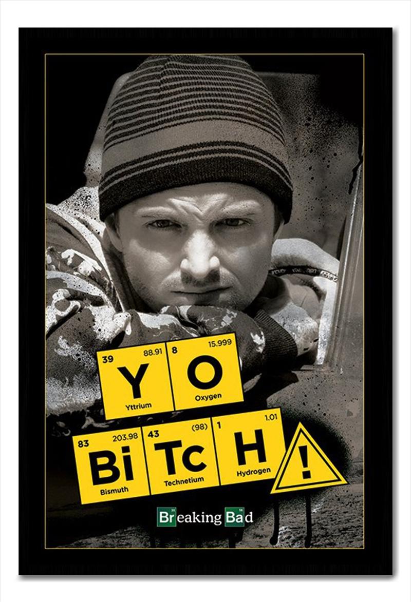 Breaking Bad - Yo Bitch! | Merchandise