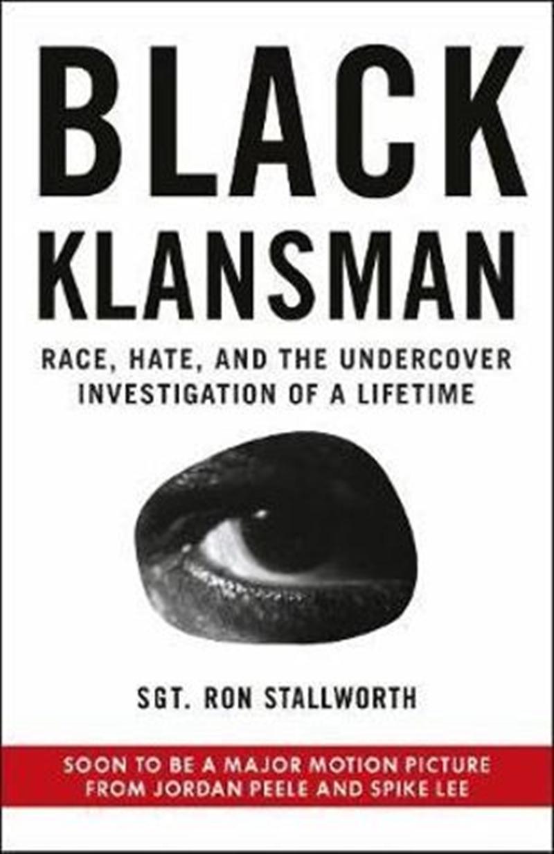 Black Klansman | Paperback Book