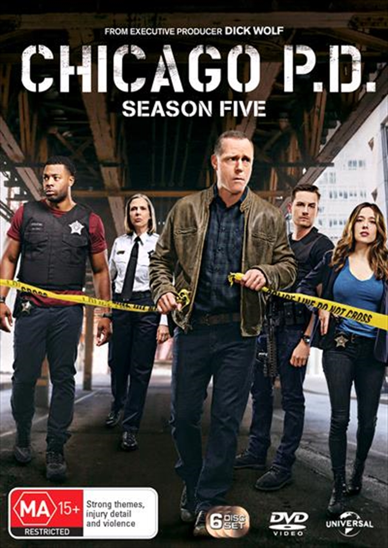 Chicago P.D. - Season 5 | DVD
