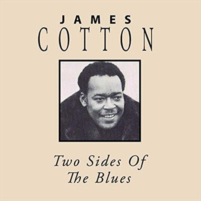 Two Sides Of The Blues | CD
