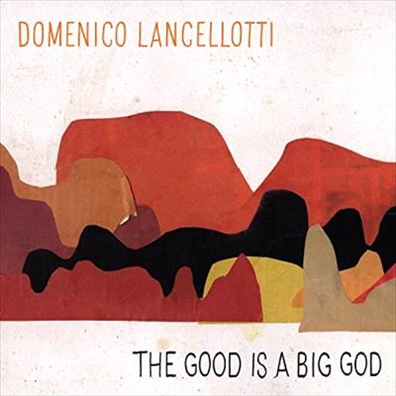 Good Is A Big God | CD