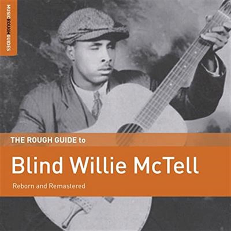 Rough Guide To Blind Willie Mc | CD
