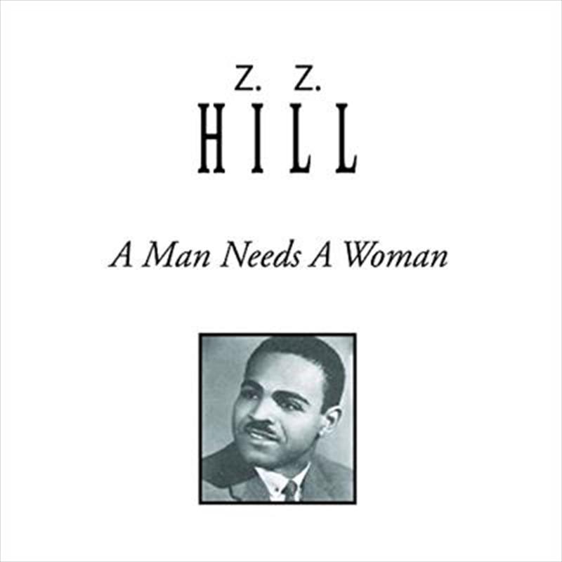 A Man Needs A Woman | CD