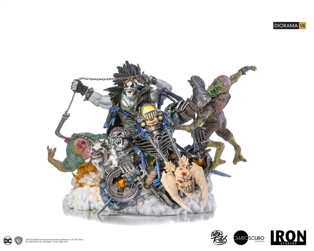 Lobo - Lobo 1:6 Scale Diorama | Collectable