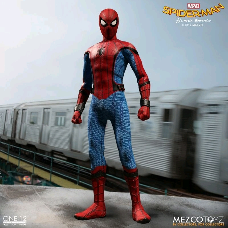 Spider-Man: Homecoming - Spider-Man One:12 Collective Action Figure | Merchandise