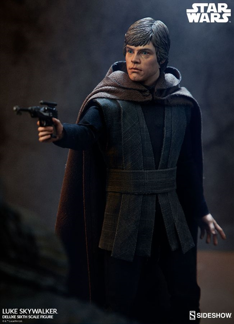 "Star Wars - Luke Skywalker Episode VI Return of the Jedi Deluxe 12"" 1:6 Scale Action Figure | Merchandise"
