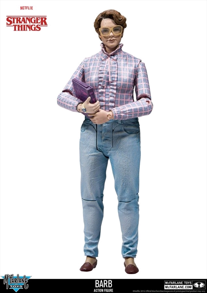 """Stranger Things - Barb 7"""" Action Figure Exclusive 