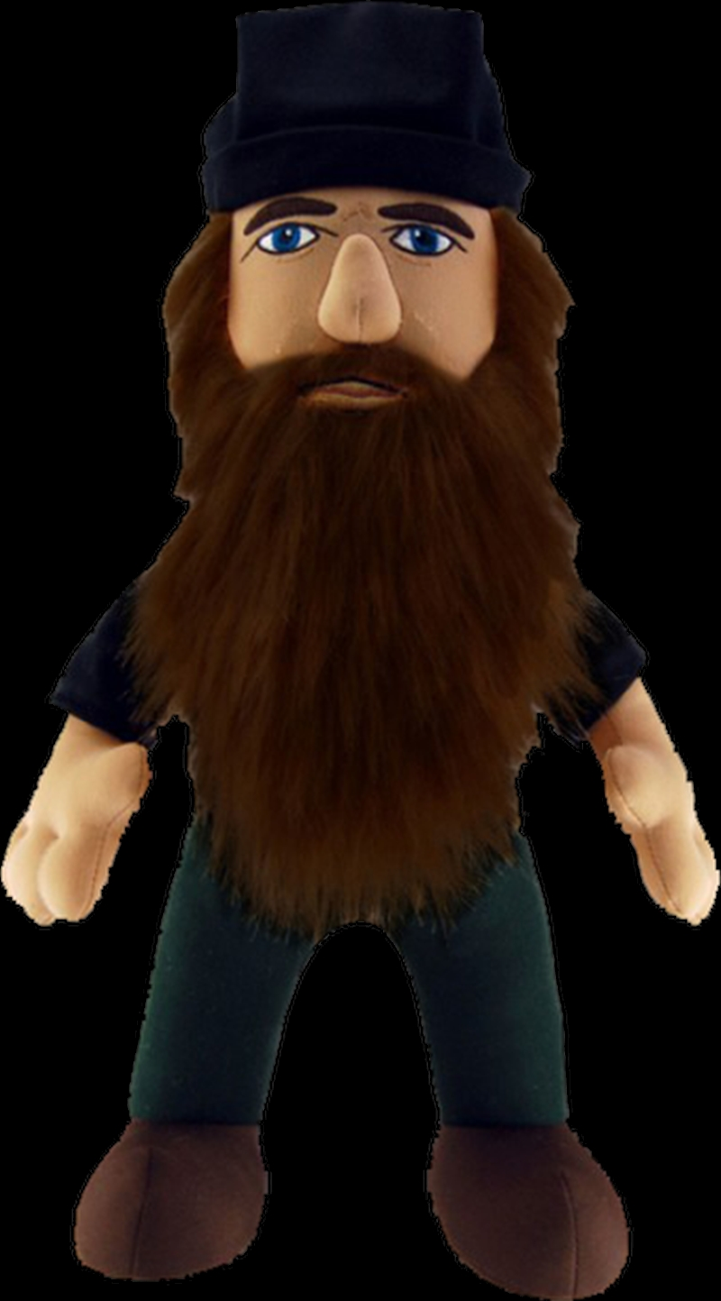 """Duck Dynasty - 24"""" Jase Plush with Sound   Toy"""