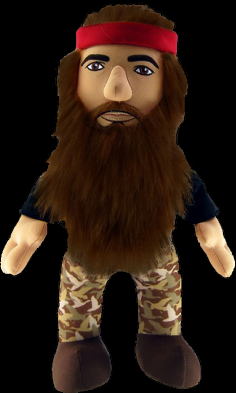 """Duck Dynasty - 24"""" Willie Plush with Sound 