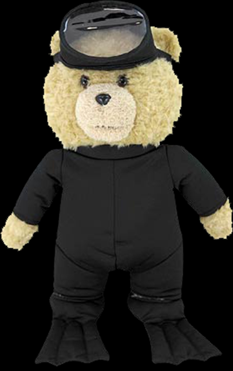 """Ted 2 - 24"""" Movie Size Plush Scuba Outfit   Toy"""