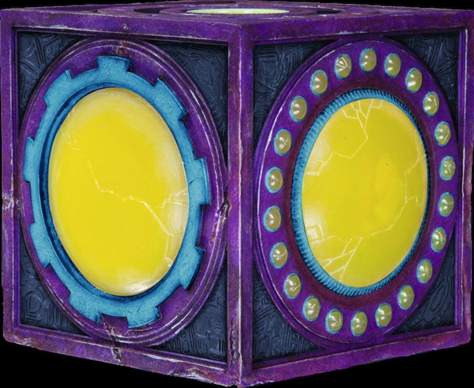 DC Comics - Mother Box Prop Replica | Collectable