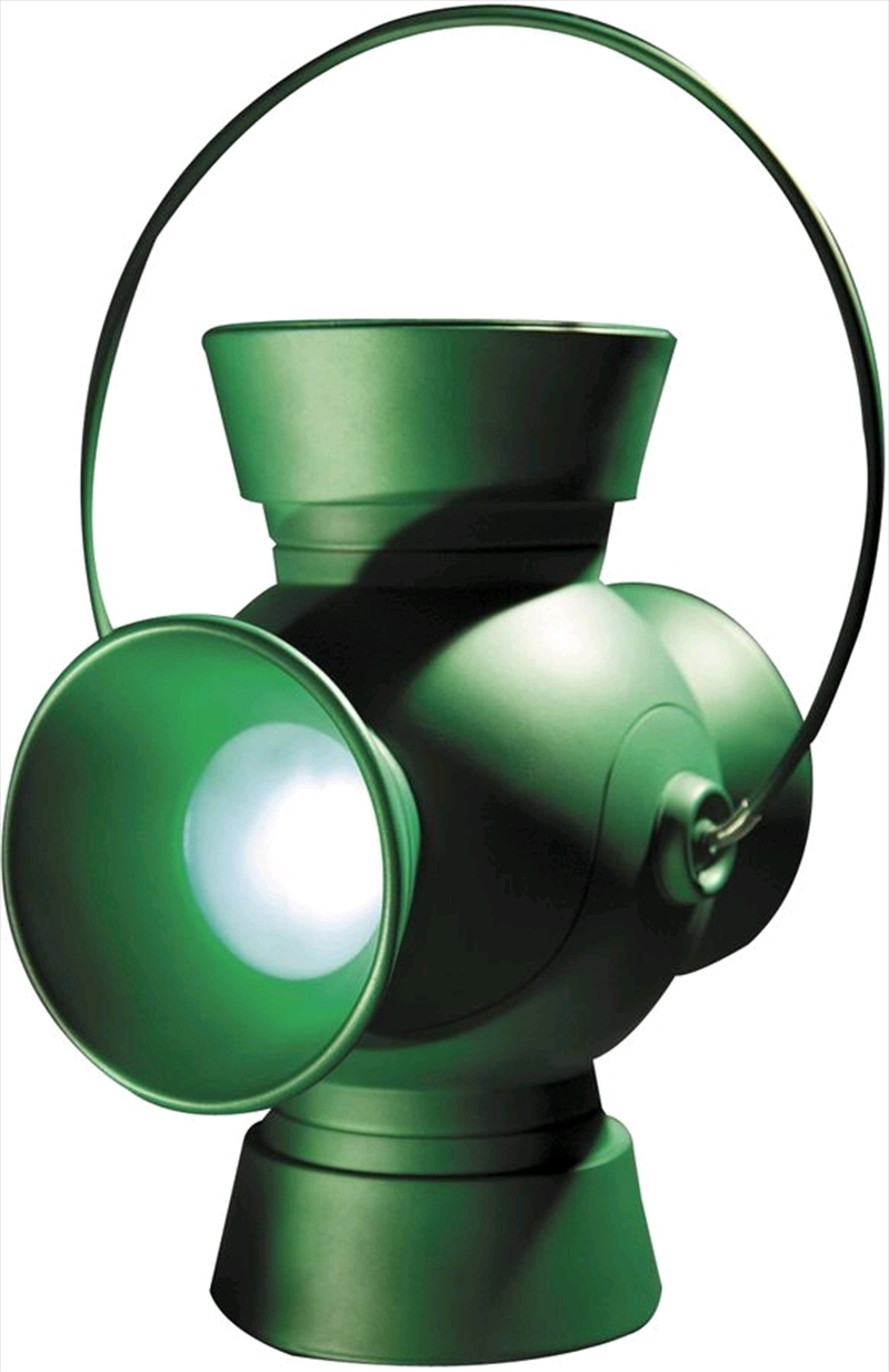 Green Lantern - Green Power Battery 1:1 Scale Replica | Collectable