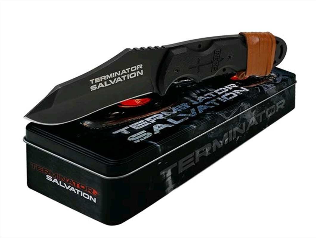 Terminator Salvation - John Connor Knife Replica | Collectable