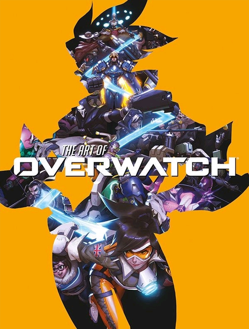 Overwatch - The Art of Overwatch Limited Edition Hardcover Book | Hardback Book