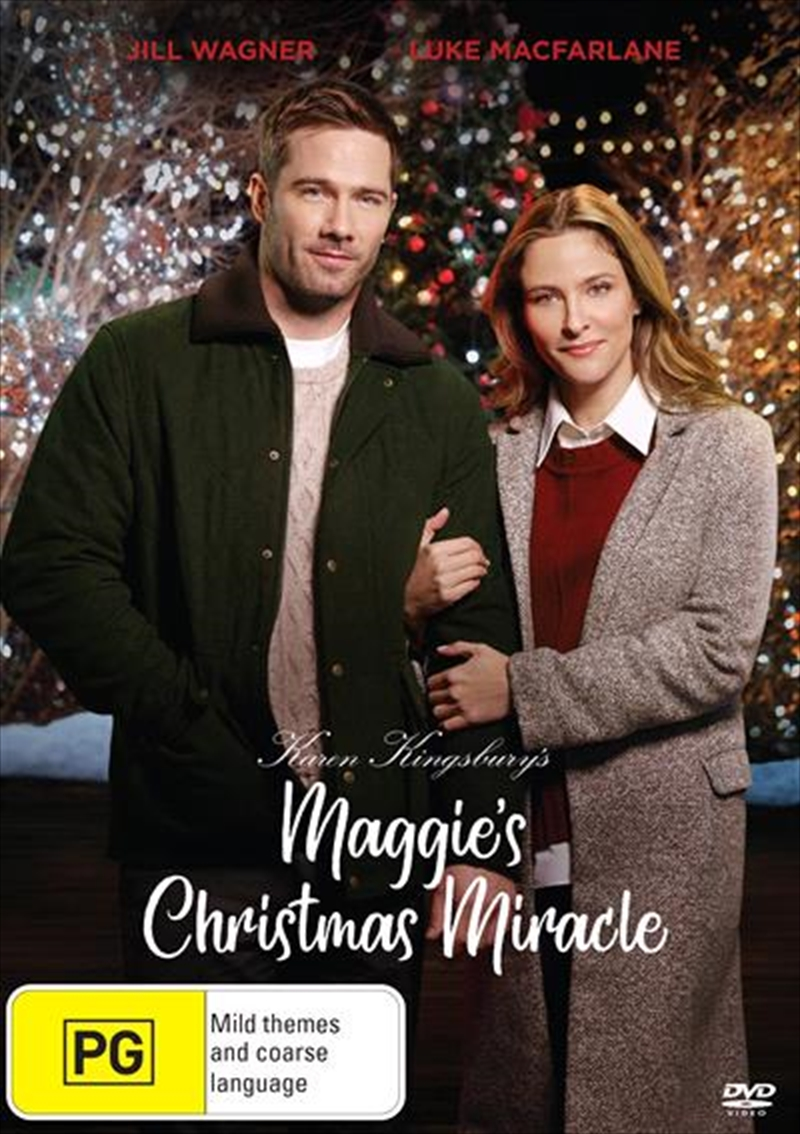 Maggie's Christmas Miracle | DVD
