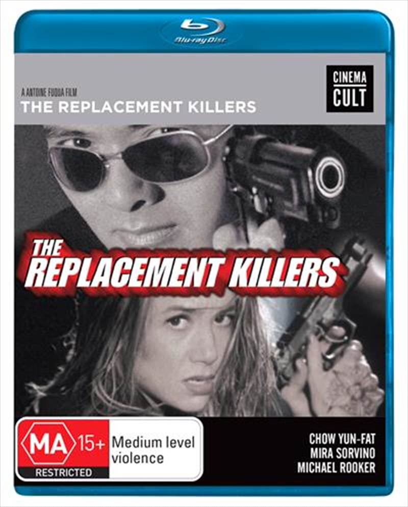 Replacement Killers, The | Blu-ray