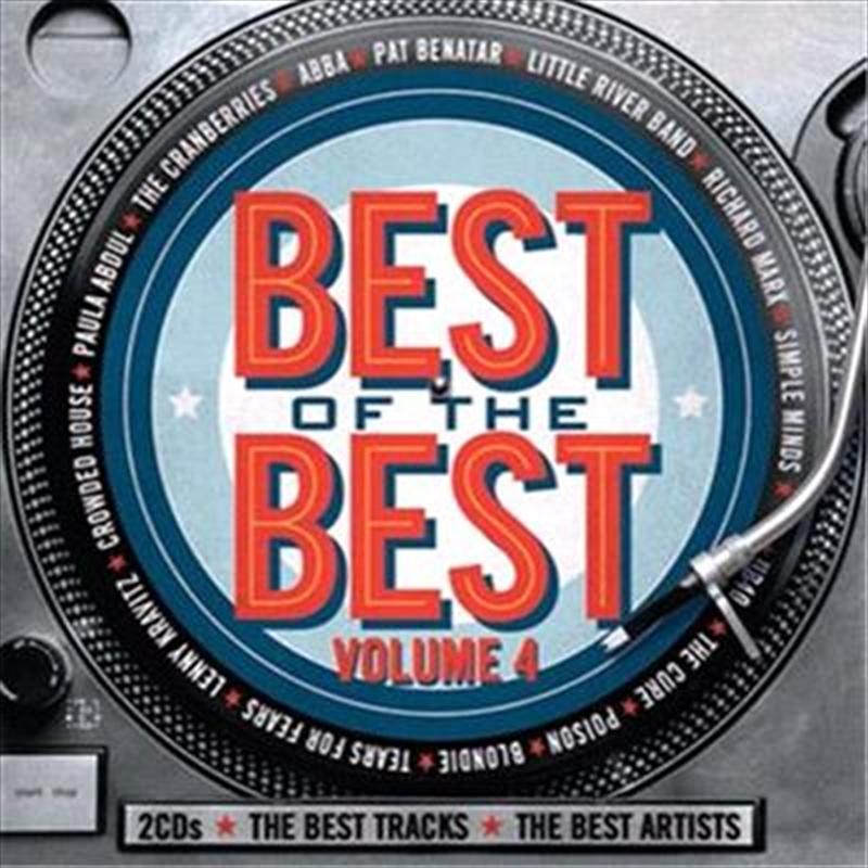Best Of The Best - Volume 4 | CD