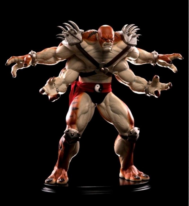 Mortal Kombat - Kintaro 1:4 Scale Statue | Merchandise